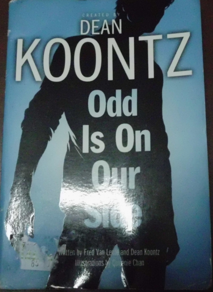 Graphic Novel: Odd is On Our Side created by Dean Koontz