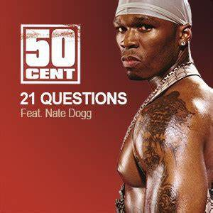 21 questions by 50 cent