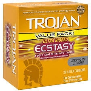 Trojan Ecstasy Ultra Ribbed Condoms Review