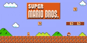 Super Mario Bros for the NES