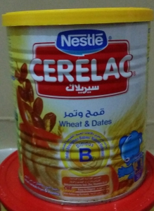 Nestle Cerelac Wheat and Dates