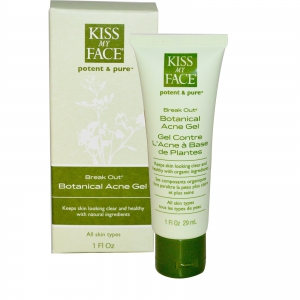Kiss My Face Break Out Botanical Gel
