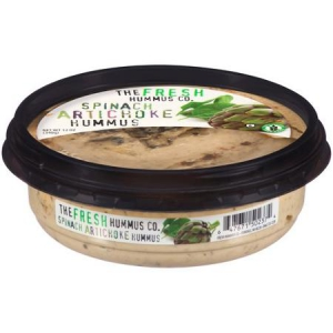 The Fresh Hummus Co. Spinach Artichoke Hummus