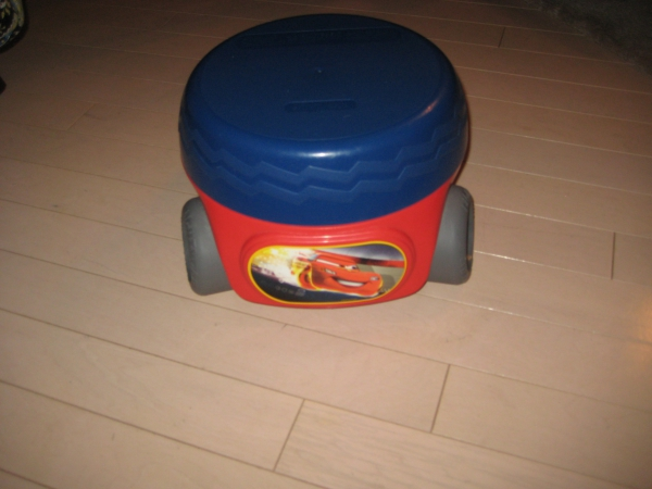 disney cars potty training system by the first years review